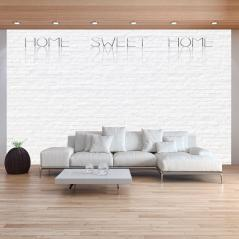 Fototapeta Home, sweet home - wall