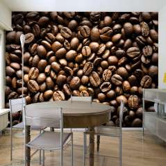 Fototapeta Roasted coffee beans