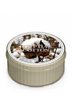 Kringle candle - egyptian cotton - świeczka zapachowa - daylight (35g)