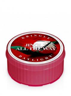 Kringle candle - jingle all the way - świeczka zapachowa - daylight (35g)