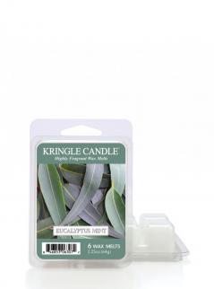 Kringle candle - eucalyptus mint - wosk zapachowy potpourri (64g)
