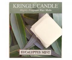 Kringle candle - eucalyptus mint - próbka (ok. 10,6g)