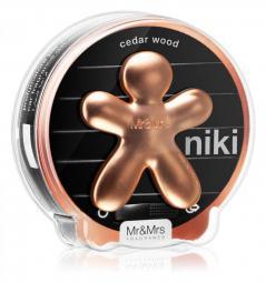 Mr & mrs fragrance - zapach do samochodu - niki - cedar wood