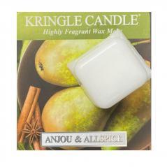 Kringle candle - anjou & allspice - próbka (ok.10,6g)