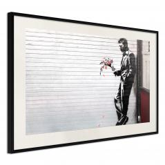 Plakat - Banksy: Waiting in Vain