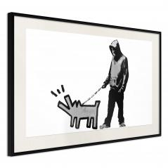 Plakat - Banksy: Choose Your Weapon