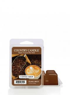 Country candle - coffee shop - wosk zapachowy potpourri (64g)