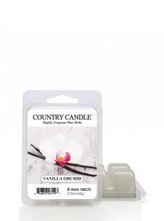Country candle - vanilla orchid - wosk zapachowy potpourri (64g)