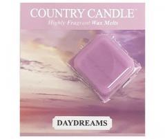 Country candle - daydreams - próbka (ok.10,6g)