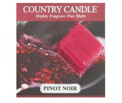 Country candle - pinot noir - próbka (ok. 10,6g)