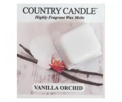 Country candle - vanilla orchid - próbka (ok. 10,6g)