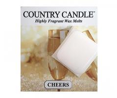 Country candle - cheers - próbka (ok. 10,6g)