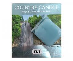 Country candle - fiji - próbka (ok. 10,6g)