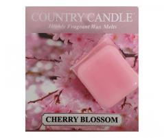 County candle - cherry blossom - próbka (ok. 10,6g)