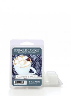 Kringle candle - cashmere & cocoa - wosk zapachowy potpourri (64g)