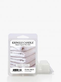 Kringle candle - warm cotton - wosk zapachowy potpourri (64g)