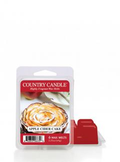 Country candle - apple cider cake - wosk zapachowy potpourri (64g)