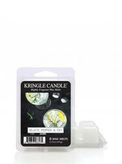 Kringle candle - black pepper gin - wosk zapachowy potpourri (64g)