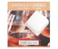Kringle candle - rose all day - próbka (ok. 10,6g)