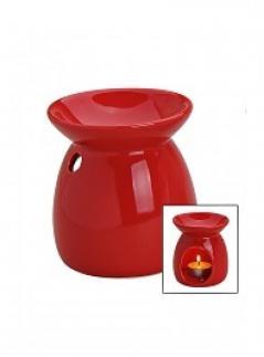 Kominek do wosków: simple (czerwony)