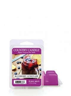Country candle - blueberry lemonade - wosk zapachowy potpourri (64g)