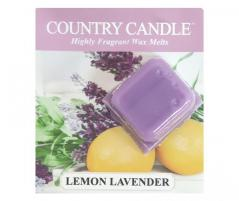Country candle - lemon lavender - próbka (ok. 10,6g)