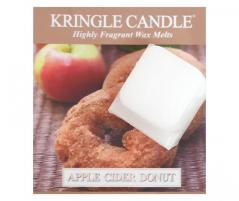 Kringle candle - apple cider donut - próbka (ok. 10,6g)