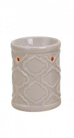 Kominek do wosków: maroko (beżowy)